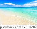 Okinawa, beach, beaches 17888282