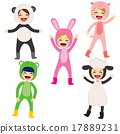 Children Animal Costume 17889231