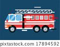 car vehicle firetruck 17894592