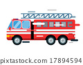 car vehicle firetruck 17894594
