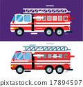 car vehicle firetruck 17894597