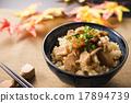 煮杂烩饭 胆小鬼 食品 17894739