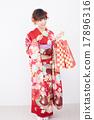 Women in kimono 17896316