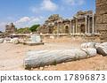 old, ruins, turkey 17896873