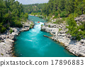 rafting in the green canyon, Alanya, Turkey 17896883