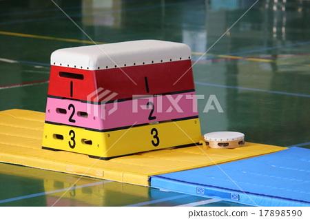 Colorful Jump Box 17898590