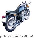 自行車 腳踏車 摩托車 17908669
