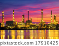 Oil refinery 17910425