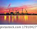 Oil refinery 17910427