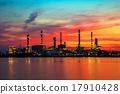 Oil refinery 17910428