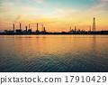 Oil refinery 17910429