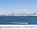橫濱灣大橋 高速公路 藍天 17914625