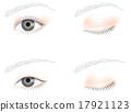 單眼皮和雙眼皮 17921123
