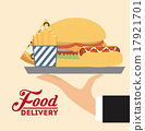 food delivery 17921701
