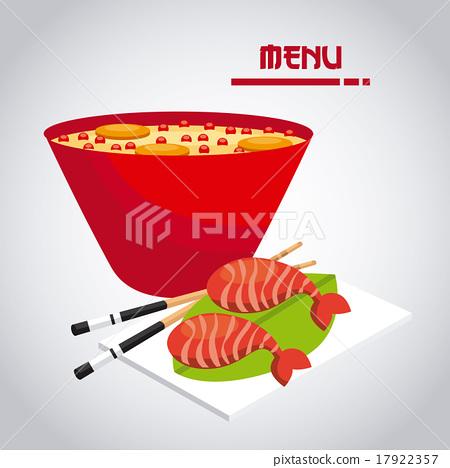 japanese food 17922357