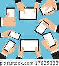 social media communication 17925333