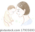 baby, infant, mother 17935693
