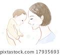 嬰兒 寶寶 寶貝 17935693