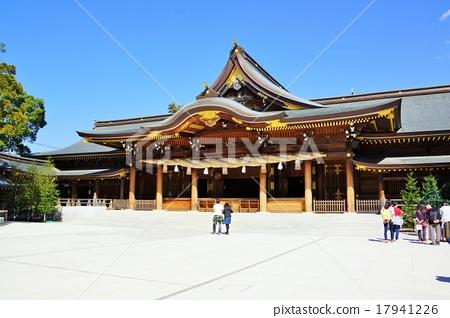 A shrine 17941226
