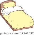 침대 17946697