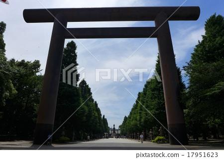 Yasukuni Shrine's Otorii 17951623