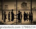 Businessmen Handshake Deal Business Partnership Concept 17960234