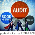 Audit Bookkeeping Finance Money Report Concept 17961320