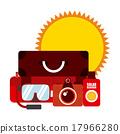 summer vacation 17966280