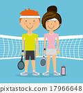 sport, tennis, sports 17966648
