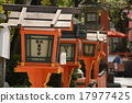 등불 일본의 풍경 17977425