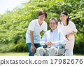 nursing, nurse, Wheel Chair 17982676
