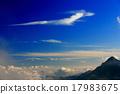 堆 許多 山峰 17983675