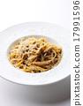 意大利面 美味牛肝菌 細意大利面 17991596