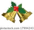 Holly tree bell 17994243