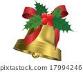 Holly tree bell 17994246