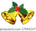 Holly tree bell 17994247