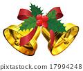 Holly tree bell 17994248