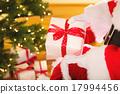 圣诞老人 圣诞老公公 礼物 17994456