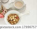 granola, macadamia, nuts 17996757