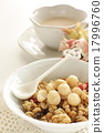 granola, macadamia, nuts 17996760