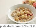 granola, macadamia, nuts 17996931