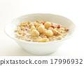 granola, macadamia, nuts 17996932