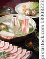 涮涮鍋 豬肉涮涮鍋 豬肋排 18008223