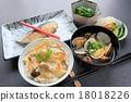 日式料理 春 春天 18018226
