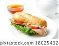 sandwich, sandwiches, lunch 18025432