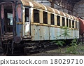 Abandoned Carriage 18029710