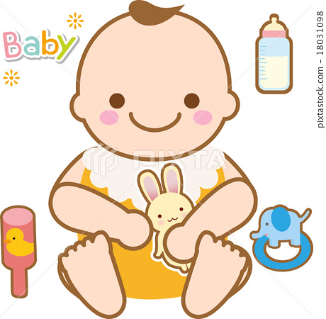 Baby laugh 18031098