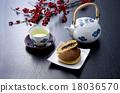 茶 日本茶 日式甜點 18036570