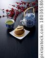 茶 日本茶 日式甜點 18036586