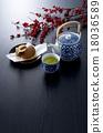 茶 日本茶 日式甜點 18036589